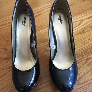 Black Heels. New